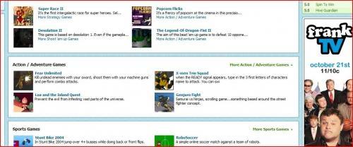Free flash online games