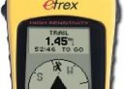 Garmin eTrex H Handheld GPS - Compact & Waterproof