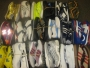Footwear, apparel and Sports accessories