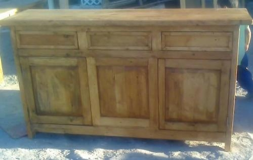 old wood mexican rustic furniture in el paso united states image