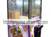 Quality vending toy claw machine supplier in china