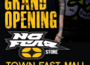 NO FEAR STORE COMING TO MESQUITE TEXAS JUNE 19th!! East Town Mall