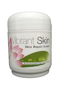 Skin repair cream - restores and nourishes your skin to health and beauty using msm