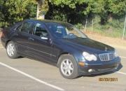 2002 mercedes benz c240
