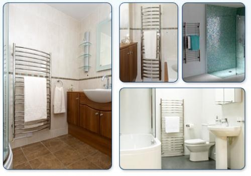 Heated towel radiators   electric towel rails   bathroom heaters - cozyrail