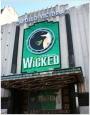 Magic of London Musical Wicked with Apollo Victoria Theatre Tickets