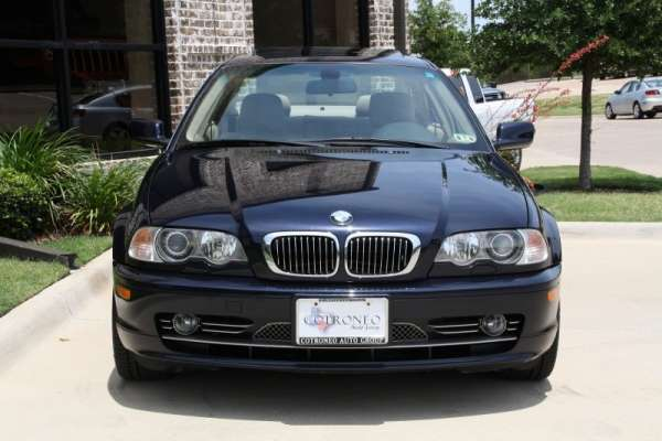 2002 bmw 3 series 330ci 2002 bmw 3 series 330ci in California