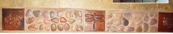 Buy copper tiles for kitchen backsplash
