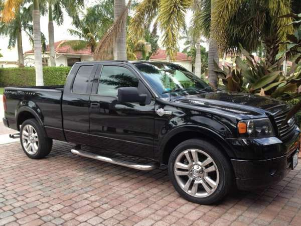 2006 ford f-150 harley davidson edition in california - sell cars