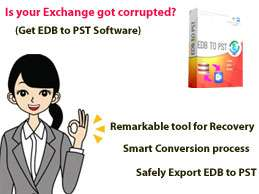 Take microsoft edb to pst recovery help software at enstella.com