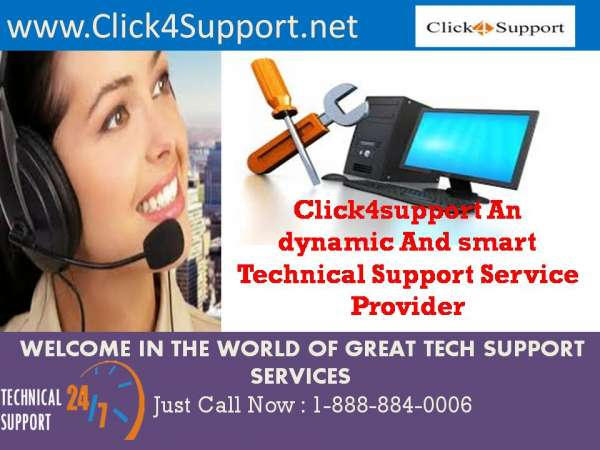 Click4support a dynamic and smart technical support