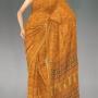 online shopping Casual mehandi green handloom Maheshwari cotton saree from unnati silk