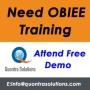 OBIEE Online Training   OBIEE free Demo classes  QuontraSolutions