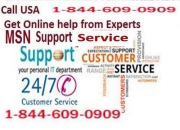 DIAL 1-844-609-0909 @ MSN HELPLINE NUMBER[TOLL FREE]
