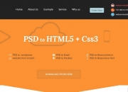 Psd to WordPress | Psd to Responsive HTML