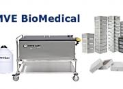 Biomedical repository equipment service | Cryogenic storage equipment service
