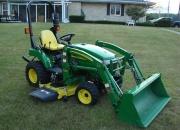 2007 John Deere 2305 Compact Tractor