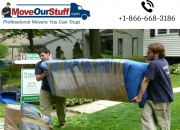 Residential Moving Services at Move Our Stuff