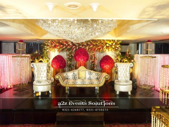 At a2z events solutions management we consider the atmosphere can create a profound effect