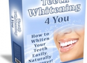 Teeth whitening formula – proven and 100% working
