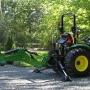 2007 John Deere 3320 4WD Tractor