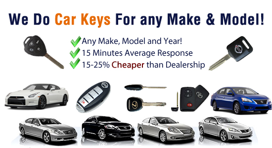 Our locksmith services with high quality service