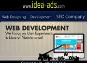 Online website development company