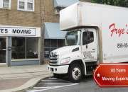 Frye's Moving - South Jersey Movers - Oaklyn Moving Company