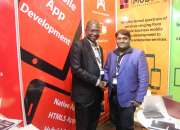 iMOBDEV Technologies at GitexTechnologyWeek 2015 Event