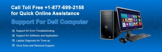 Dell computer technical support phone number 1-877-699-2158