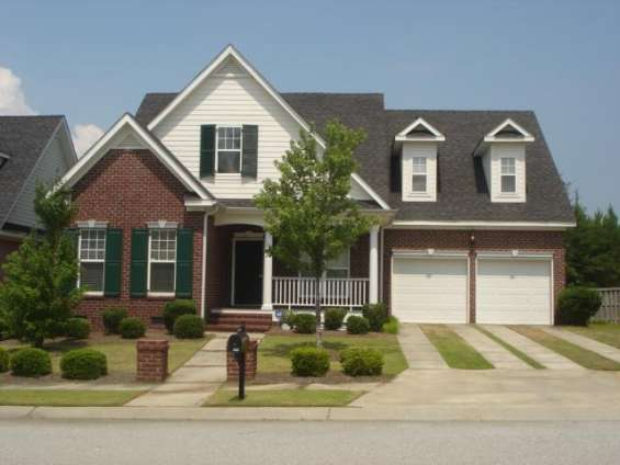 Beautiful 4bed 4 bath home in evans ga for a rent to own