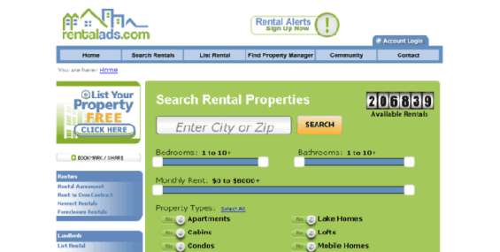 Rent to own homes l fully furnished rentals