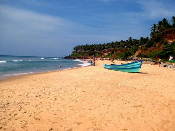 Enjoy beach & back waters package tour in india - travelite (india)