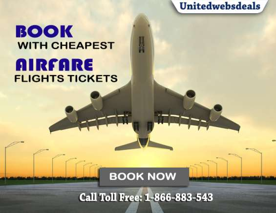 Save upto 70% discount on every flight ticket booking.
