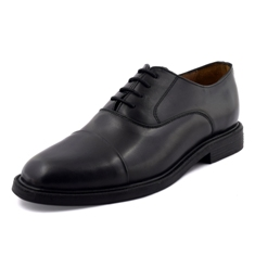 Shopnz oxford dress shoes for men - formal leather shoes – black casual classic mens shoes