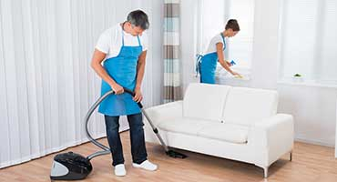 Home cleaning services il