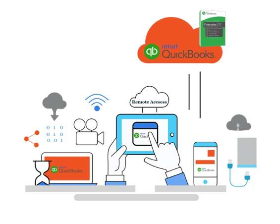 Call +18016106141 to access quickbooks remotely and intensify business reach!!