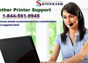 Want urgent Brother Printer assistance? Dial @ 1-844-561-9945