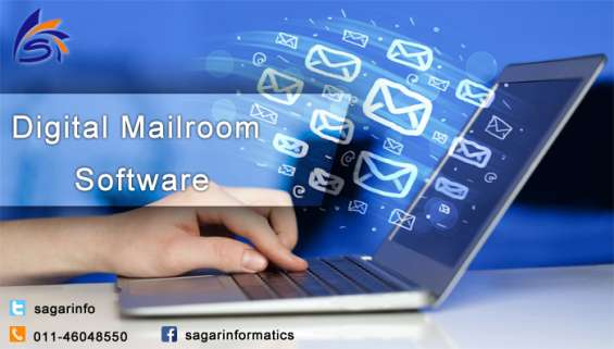 Mailroom management system