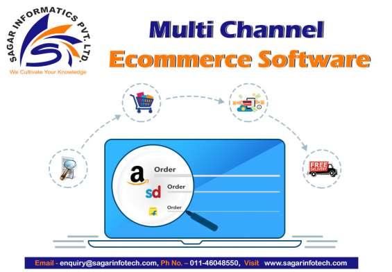Multichannel e commerce selling software