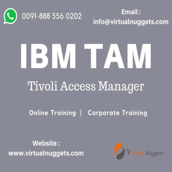 Ibm tivoli access manager | tam online training