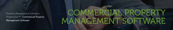 Software to manage commercial properties
