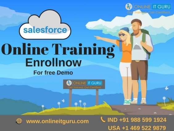 Salesforce online course bangalore | onlineitguru