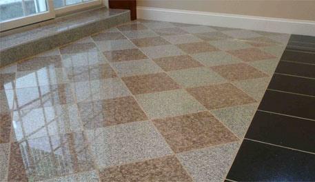 Buy durable granite tile flooring