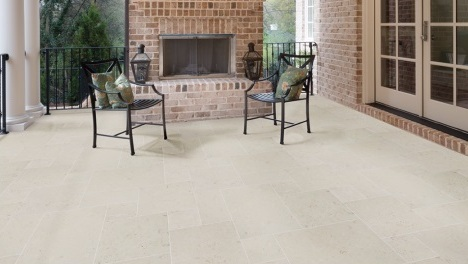 Buy durable & natural limestone flooring tiles