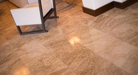 Shop for durable travertine subway tile