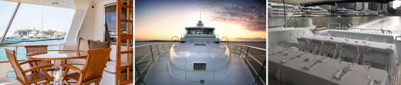 Event boat hire gold coast