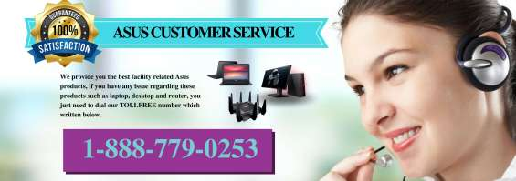Whenever, you end up with all these problems, you do not need to take worries because our team experts are here to facilitate you. they will give you perfect solution to your issues. you can call us any time, our asus customer service number is 1-888-779-