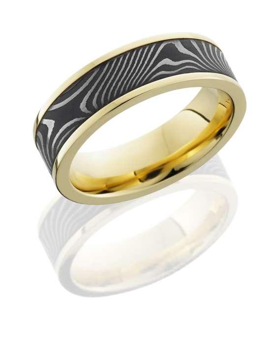 Men's wedding bands | magic hands jewelry