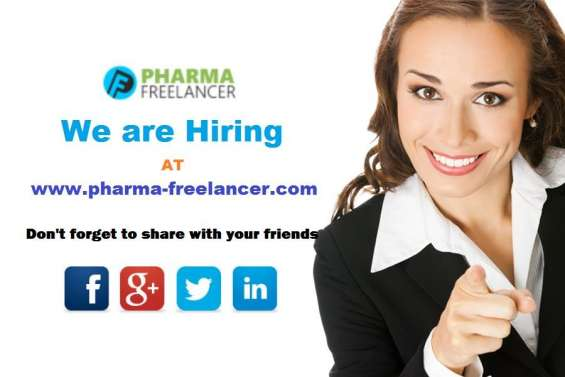 Best pharma job consultants in usa